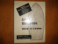 Boatbuilding with Plywood by Glen L. Witt and Ken Hankinson