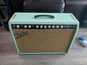 Fender Supersonic 22 Limited edition seafoam green combo
