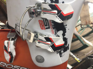 Rossignol World Cup ski boots, size 298, good cond. $100
