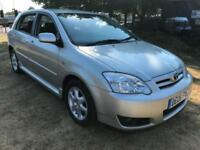 Toyota Corolla 1.6 VVT-i Colour Collection Bargain Cheap Motoring!