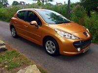 08 Peugeot 207 1.4 Sport 5dr - New MOT & Only 54k