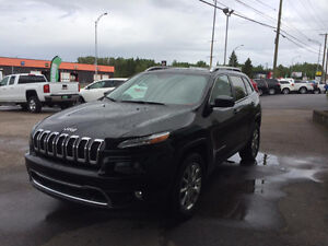 2014 Jeep Cherokee LIMITED V6