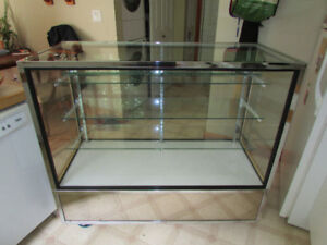 ***PRICE DROP*** Glass Display Case !!!STILL AVAILABLE!!!