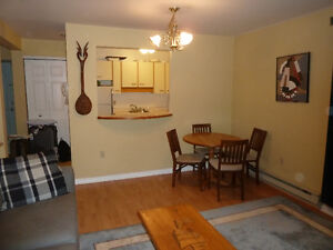 South end Halifax, 1-bedroom top floor, with Balcony