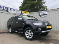 Mitsubishi L200 2.5DI-D CR ( EU V ) 4WD LB Double Cab Pickup Warrior