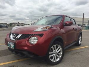 2015 Nissan Juke SV AWD - Lease Takeover
