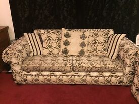 3 Seater & 2 Seater Sofa Set