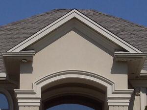 Exterior Stucco Trim & Interior Plaster Crown Moldings & Columns Stratford Kitchener Area image 10