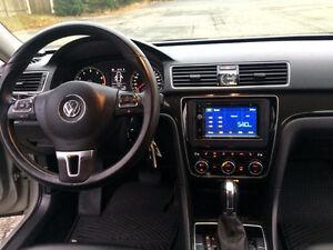 2012 Volkswagen Passat 2.5L Auto Comfortline Sedan St. John's Newfoundland image 3