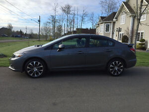 2013 Honda Civic EX Sedan, 5 speed, Excellent condition
