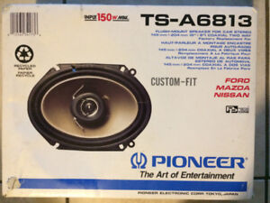 Mint Unused Set Of Pioneer TS-A695 6x9 Coxial Three Way Car Spea