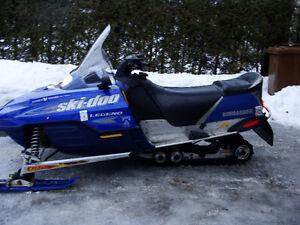 motoneige Legend 2003  v1000