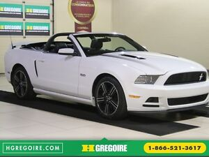 2014 Ford Mustang GT A/C GR ELECT TOIT MOU MAGS BLUETOOTH