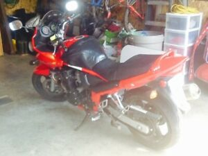 2005 Suzuki Bandit 650 in Excellent Condition with less then 30K
