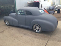 47 chevy street rod project