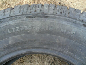 Radial XTX Wild Country LT275/70R18