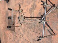 Chub Precision Lite Stainless 3 Rod Pod
