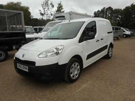 2013 PEUGEOT PARTNER HDI S L1 850 CHOICE OF 2 VAN DIESEL