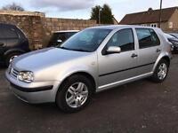 2003 Volkswagen Golf 1.6 Match Hatchback 5dr Petrol Manual (170 g/km, 105