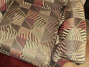 GORGEOUS MULTI COLORED LIKE NEW OCCASIONAL CHAIR Strathcona County Edmonton Area image 2