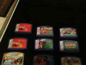2/leapster leap frog/1 Leapster multimedia learning system games London Ontario image 10