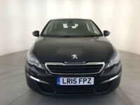 2015 PEUGEOT 308 ACTIVE SW HDI DIESEL AUTO 1 OWNER SERVICE HISTORY FINANCE PX