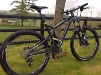 2015 cannondale trigger 3 enduro mountain bike