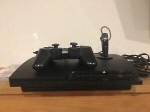 *Reduced* 300 GB PlayStation 3 plus accessories and NHL game