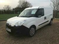 2017 Vauxhall Combo 1.3CDTi L2 H1 LWB Panel Van ,Euro 6 ULEZ , 1 Owner, FSH