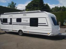BRAND NEW 2018 LMC 595 VIP ISLAND BED WITH SEPERATE SHOWER CUBICLE CARAVAN