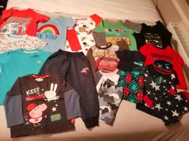 16 items Boys age 2-3 clothes bundle