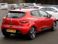 2014 64 RENAULT CLIO 0.9 TCE DYNAMIQUE S MEDIANAV ENERGY 5DR * PAN ROOF *