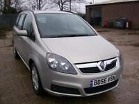 Vauxhall/Opel Zafira 1.8i 16v 7-SEATER Club