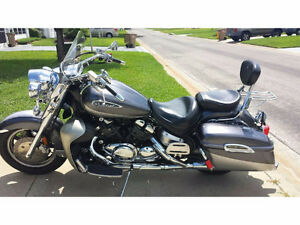 2008 yamaha royal star deluxe touring
