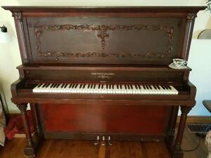 1911 New Scale Williams Piano