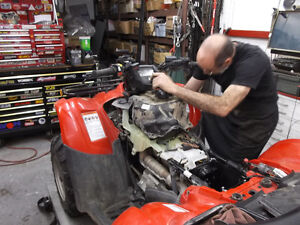 Experienced Service For All Honda ATV'S Moose Jaw Regina Area image 16
