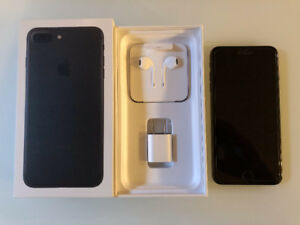 iPhone 7 Plus 128GB Black Unlocked