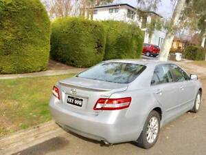 2010 June Toyota Camry Sedan Pearce Woden Valley Preview