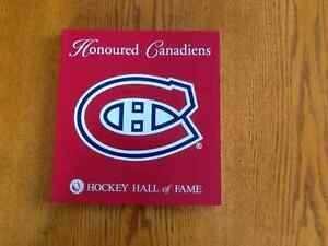 MONTREAL CANADIENS HALL OF FAME MEMBERS