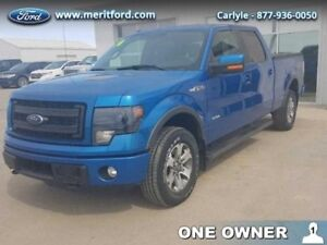 2014 Ford F-150 FX4  - one owner - local - trade-in