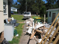 Junk Removal & Cleaning Services