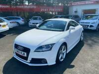 2013 Audi TT 1.8 TFSI S line S Tronic 2dr Coupe Petrol Automatic