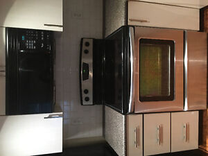 WHIRLPOOL Built-In Microwave - black Downtown-West End Greater Vancouver Area image 2
