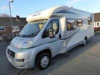 Chausson Welcome 78EB 4 berth coachbuilt motorhome for sale ref: 13078