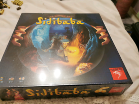 Sidibaba board game brand new and sealed