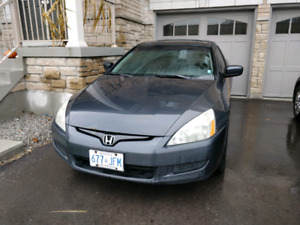 2004 Honda Accord For Sale $2000 with winters and summers