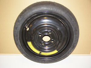 Goodyear Convenience Space Saver Spare Tire