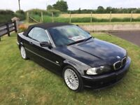BMW 320CI Convertible #### SOLD ####