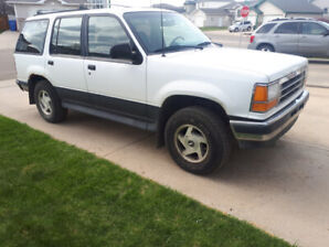 94 ford explorer REDUCED MUST GO