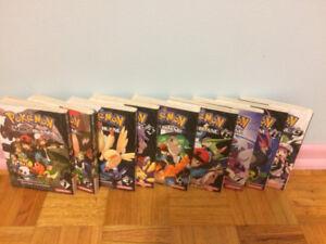 Divers livres Pokemon